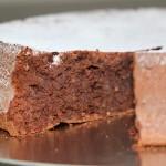 Schokoladen-Kuchen, glutenfrei