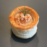 Mini-Pastetli mit Thonmousse