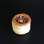 Mini-Pastetli mit Tomatenfüllung