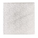 Tortenplatte (3mm) – Quadratisch, 279mm